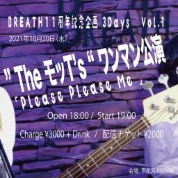 """The モッT's """" ワンマン公演"""